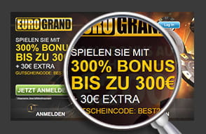 Eurogrand Casino Test