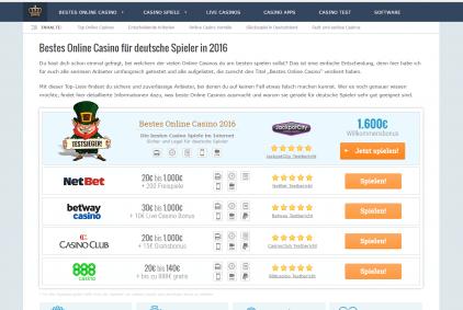 casino online bester bonus